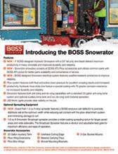 snowrator literature