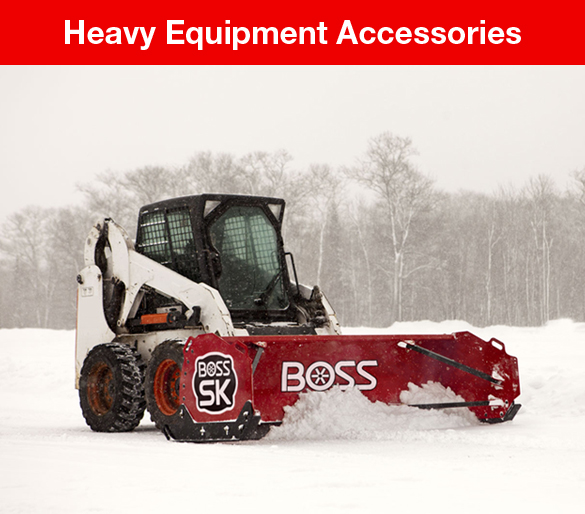 heavy equipment accessories