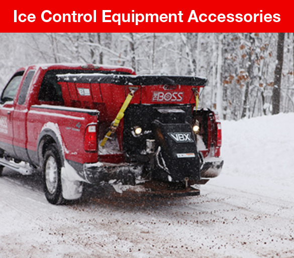 ice control equipment accessories