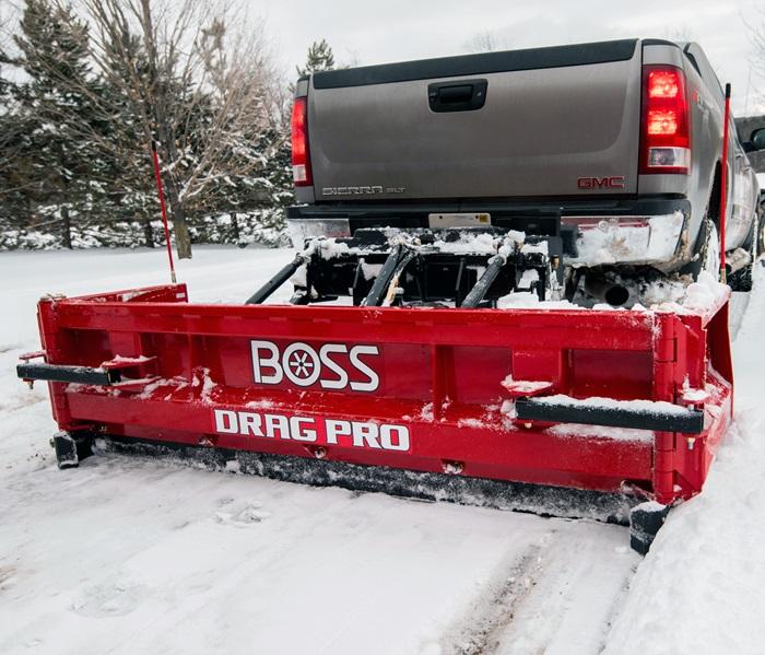 Drag Pro™   BOSS Snowplow