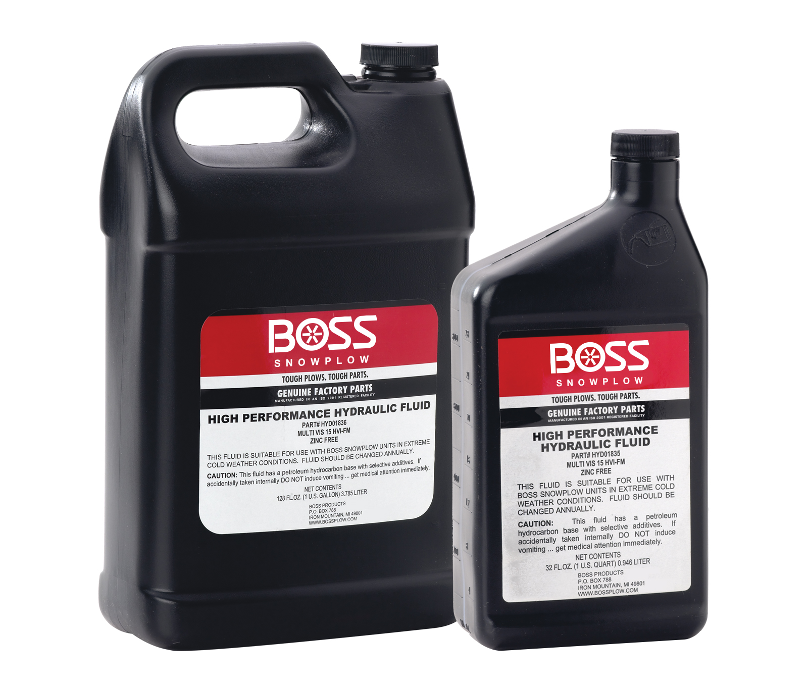 Hydraulic Fill Fluid
