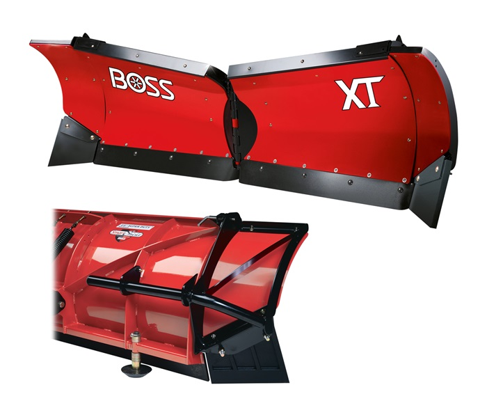 BOSS Snowplow Plow Wings