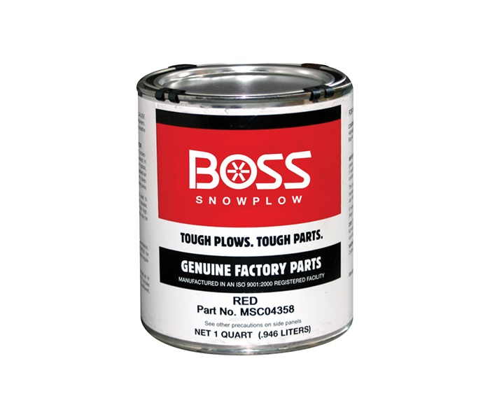 1 Quart Touch Up Boss Paint
