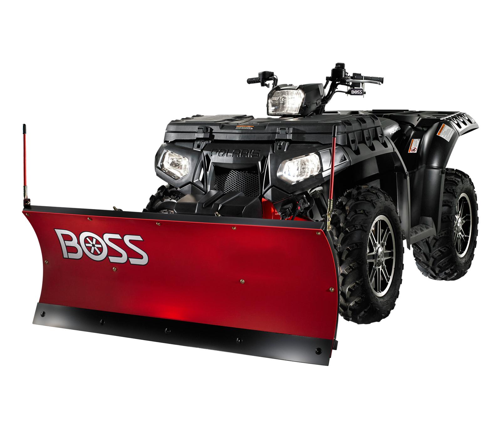 boss snowplow atv plows rh bossplow com Yamaha ATV Snow Plow Kits Yamaha Snow Plow Parts