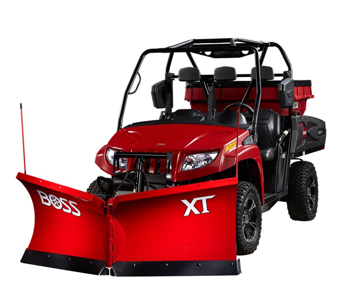 BOSS Snowplow | Full-Size UTV Plows