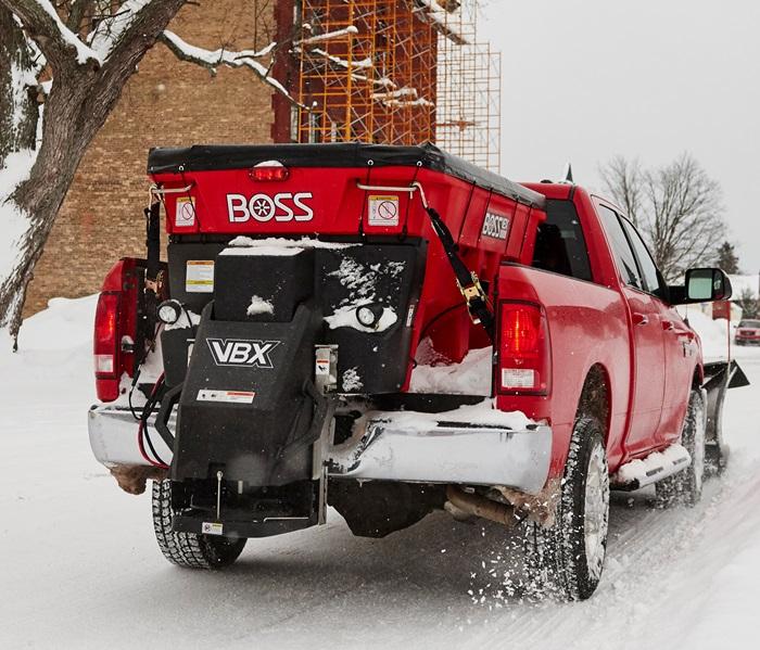 Boss Snowplow Vbx Spreaders
