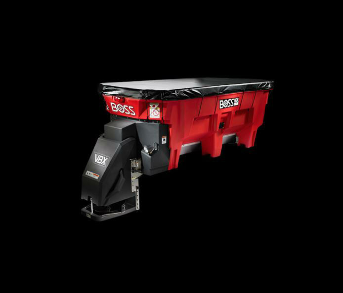 VBX8000 Hopper Spreader