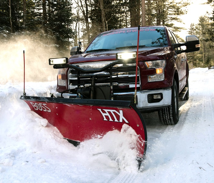Htx Plows Boss Snowplow