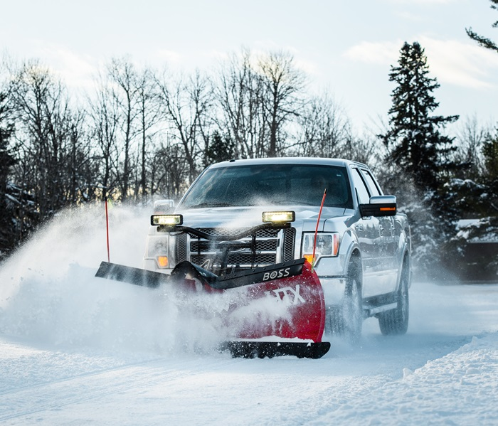 HTX-V Plows | BOSS Snowplow