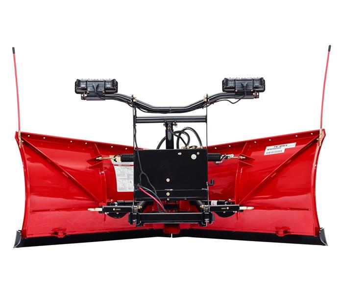HTX-V Plows | BOSS Snowplow