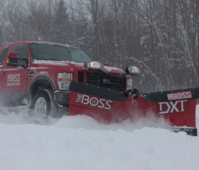 Power-V DXT Snow Plow