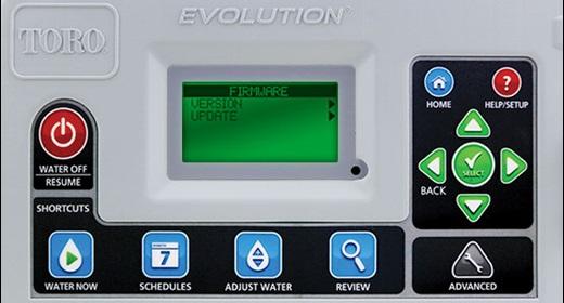 EVOLUTION FIRMWARE