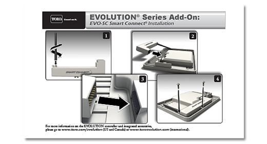 EVOLUTION installation Guide