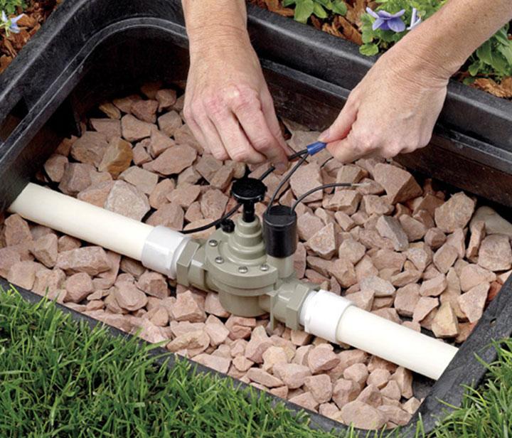 Misting Yard Plants Gardening Water Rotator Adjustable Yard ...