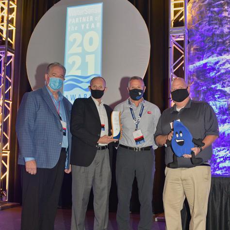 Toro WaterSense Excellence Award 2021