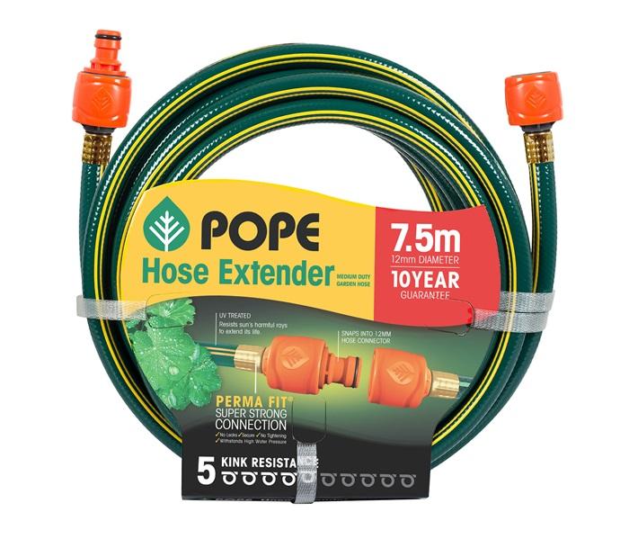 Hose Extender 12mm x 7.5m