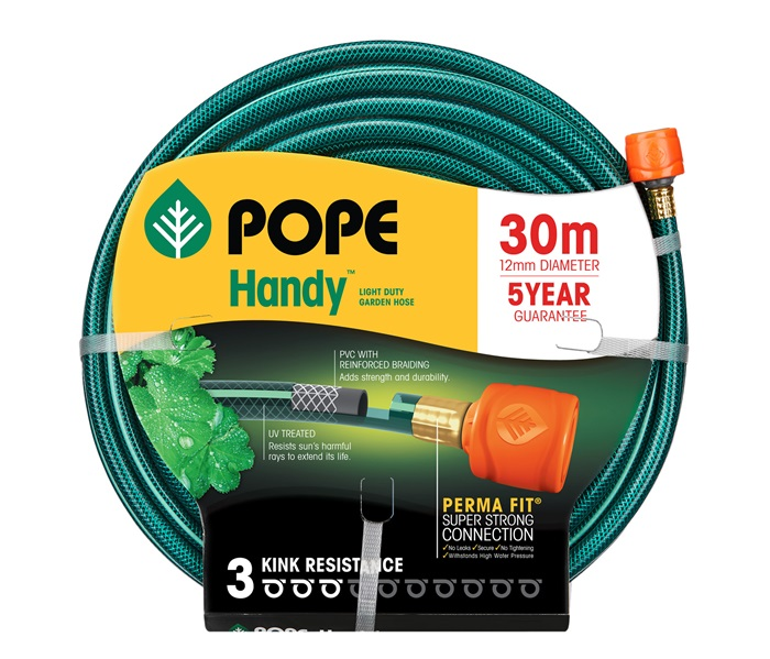 Handy Garden Hose 12mm x 30m Tap Ready