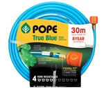 True Blue Garden Hose 12mm x 30m Tap Ready