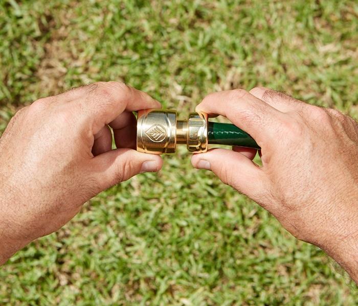 12mm Brass Hose Connector