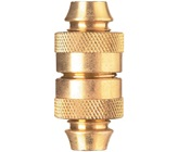12mm Brass Hose Joiner/Repairer