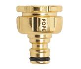 12mm Deluxe Brass Universal Tap Adaptor