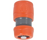 12mm Hose Connector with Stop Valve