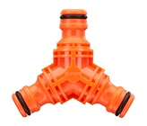 12mm 3 Way Hose Coupler