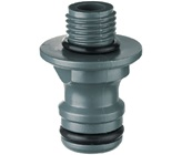 "6mm (1/4"" BSP) x 12mm Sprinkler Adaptor"
