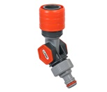 12mm Swivel Snap On Coupler