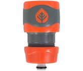 12mm Comfort Grip Hose Connector with Stop Valve