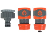 12mm Comfort Grip Hose Connector Set