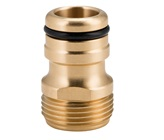 "18mm x 20mm (3/4"" BSP) Brass Adaptor"