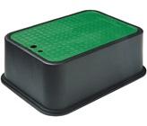 Rectangle Valve Box