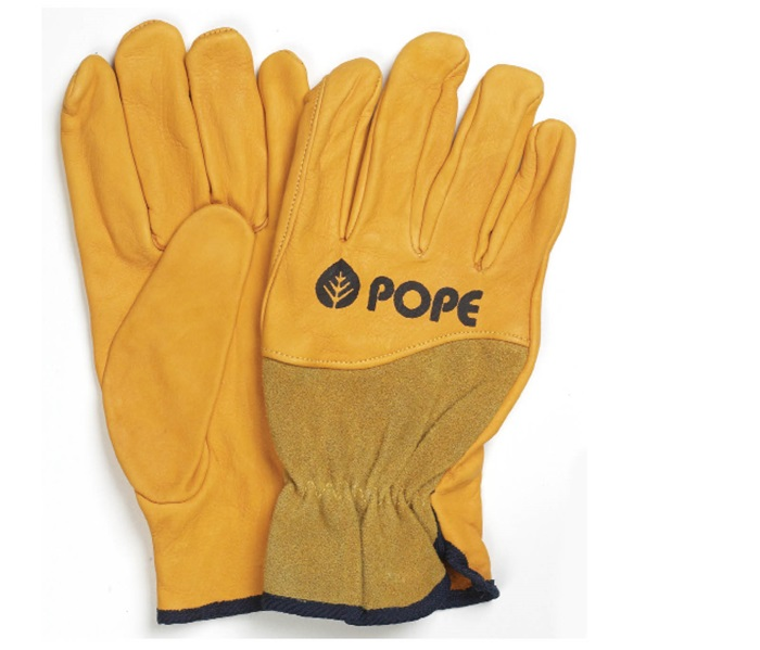 Tough Dual Leather Work Gloves