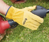 Work Tough Dual Leather Gloves
