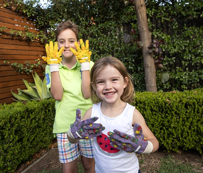 Little Gardener Cotton Gloves