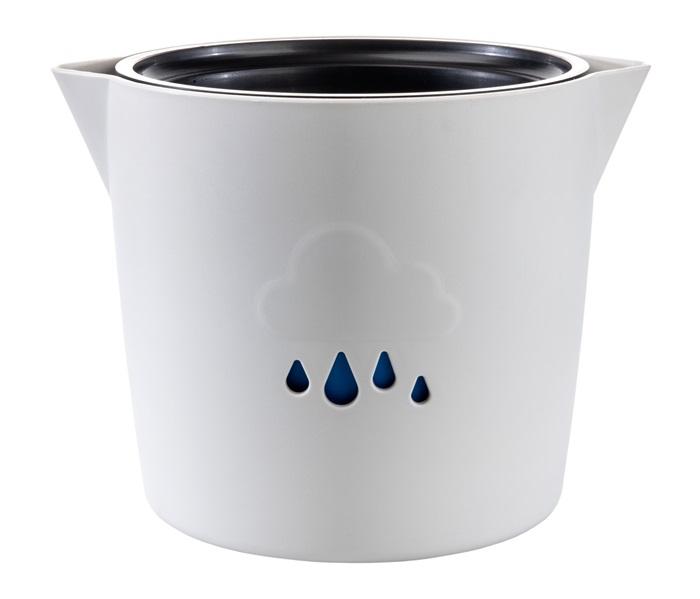 Clever Pot Cloud White