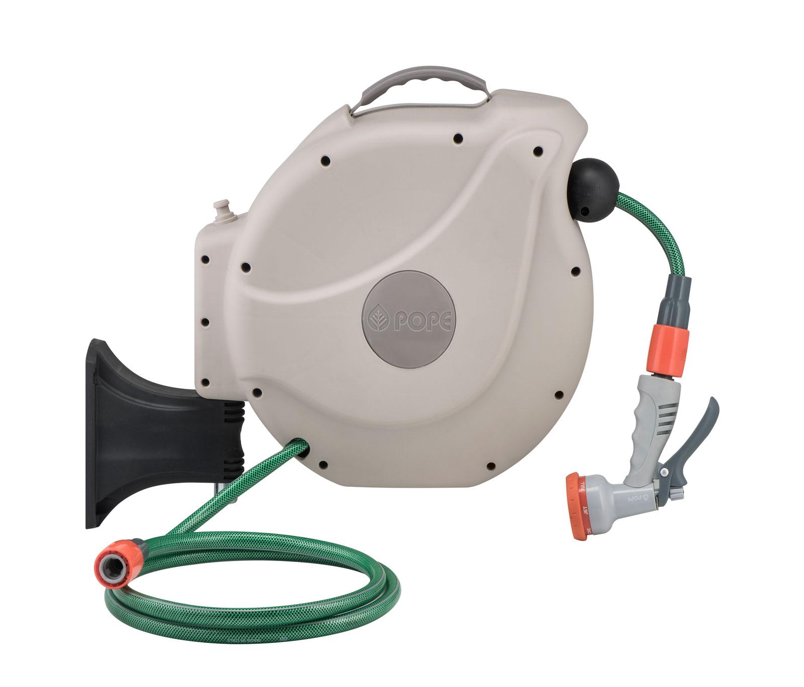 automatic retractable hose reel - Retractable Hose Reel