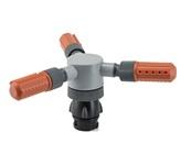 Click & Go Plastic 3 Arm Head