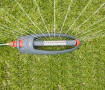 Flexcillator Oscillating Sprinkler