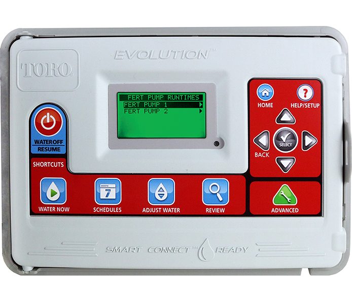 Agriculture Irrigation Controllers