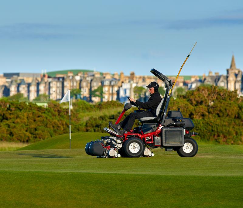 Golf Course Mowers, Golf Equipment, Turf Equipment, Irrigation | Toro