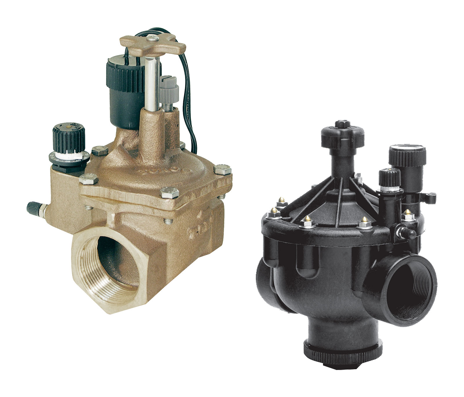 Golf Irrigation Valves