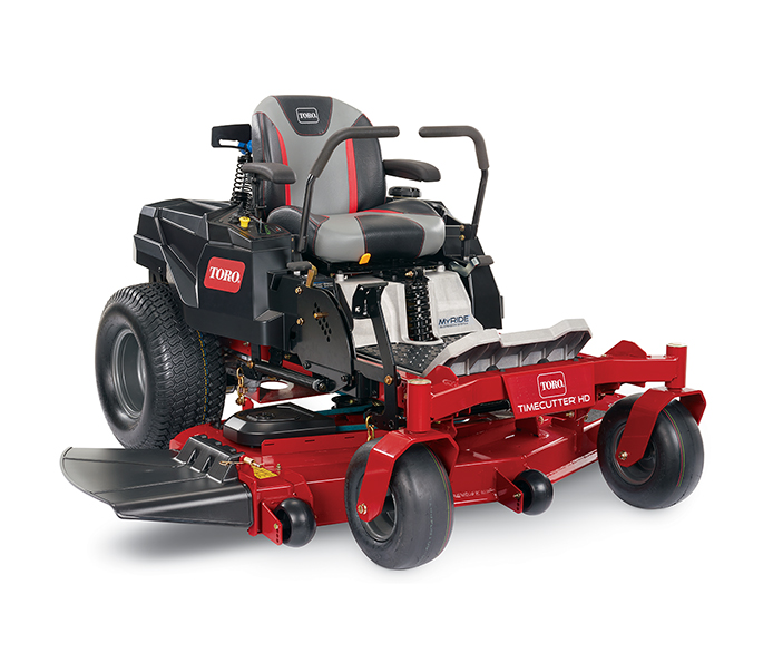 find toro zero turn mowers