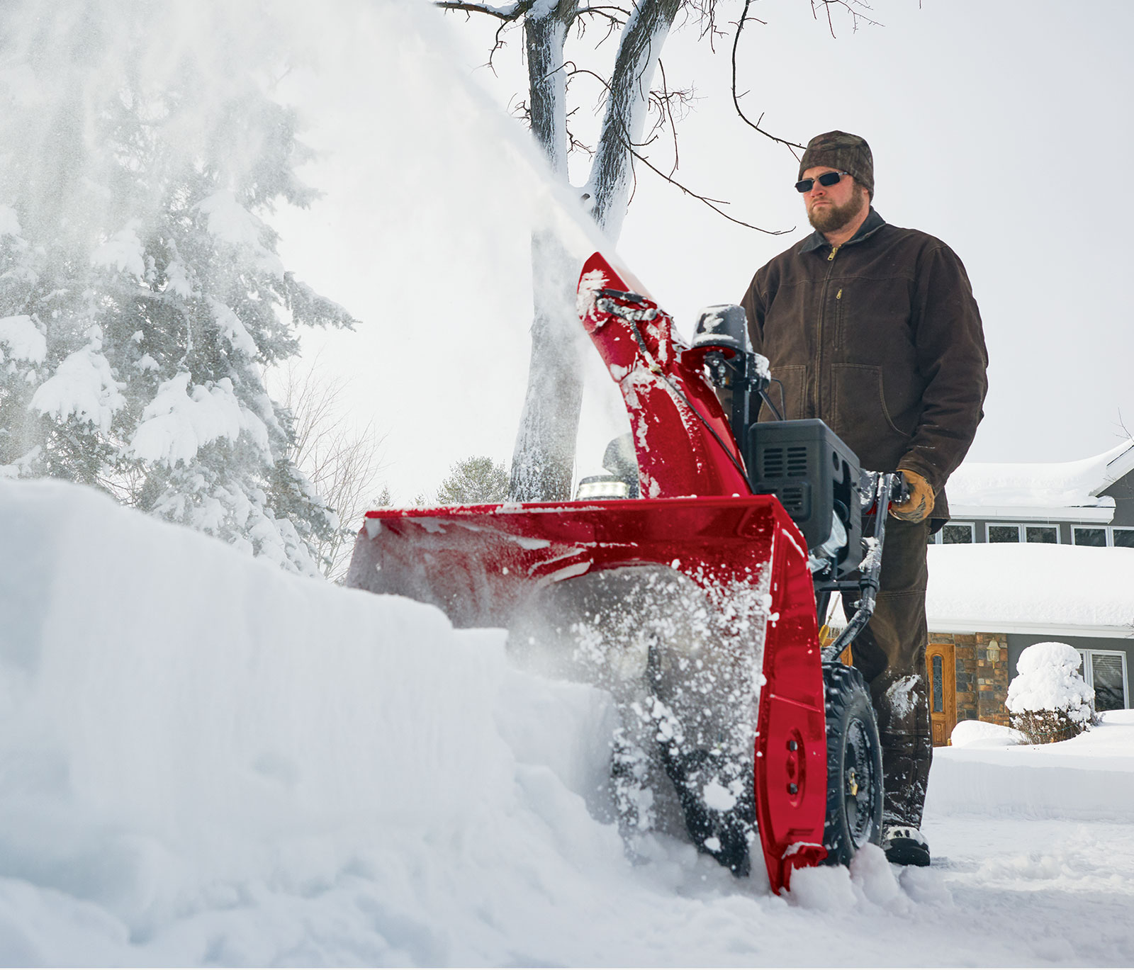 Toro Commercial Snow Blowers and Heavy Duty Snow Removal Equipment