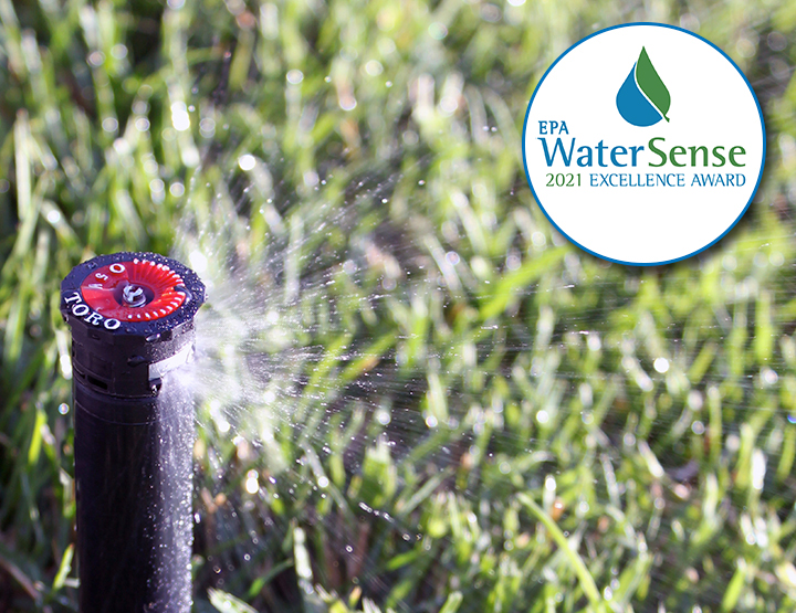 EPA WaterSense 2018 Excellence Award