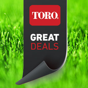 Promotions on Toro lawn mowers and zero turn mowers