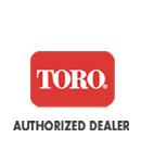 Authorized Toro Dealer