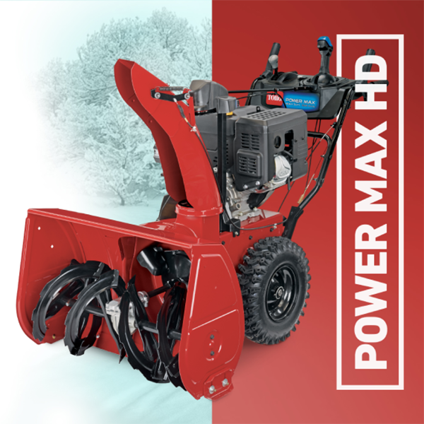 Toro Power Max HD Snow Blower
