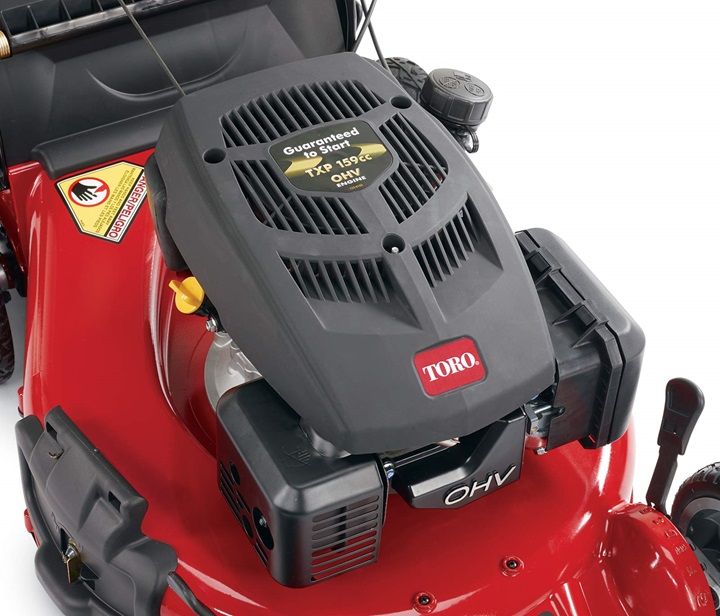 Toro Toro Commercial Engines Designed Specifically For